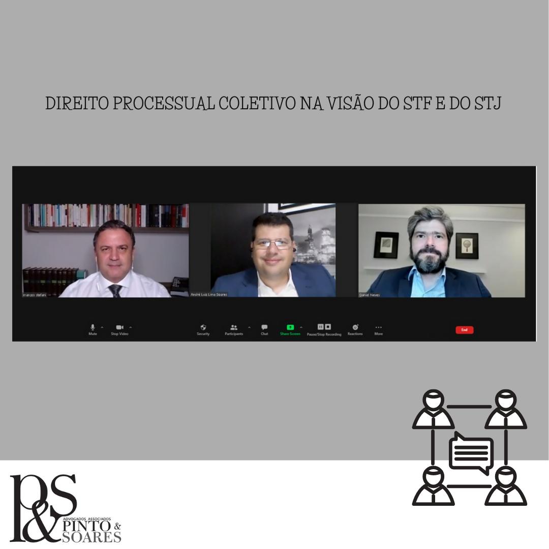 Direito Processual Coletivo na Visão do STF e do STJ